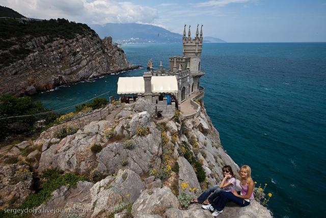 Теплое море, Ласточкино Гнездо, Батилиман, мыс Сарыч... Отпуск здесь незабываем!