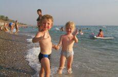 Отдых в Крыму с детьми: где лучше?