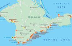 Лучшие курорты Крыма: обзор