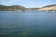Озеро и гора Гасфорта в Севастополе