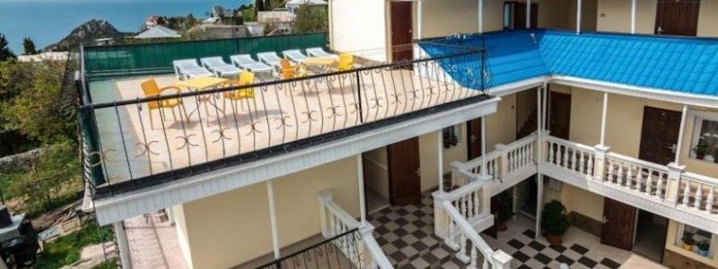 Подборка недорогих отелей в Симеизе