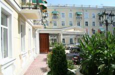Подборка недорогих отелей в Симферополе