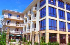 Подборка недорогих отелей в Судаке