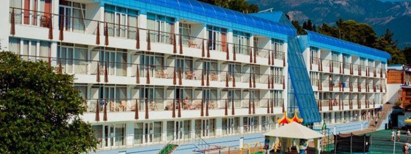 Подборка недорогих отелей в Ялте